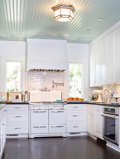 Beadboard ceiling home design ideas pictures remodel and - Ceiling paint color ideas ...