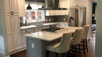 Historical Home Kitchen Renovation in Pleasant Ridge