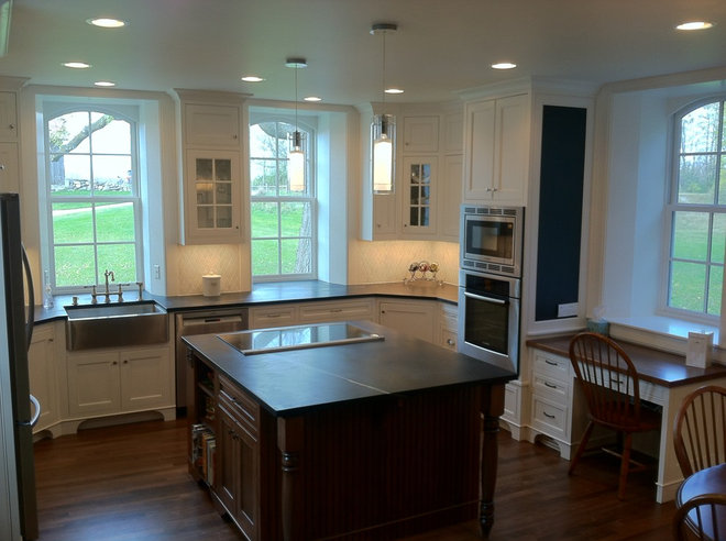 Traditional Kitchen by Gauthier Furniture