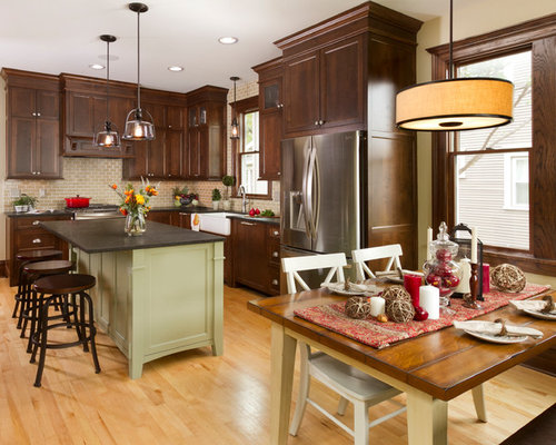 L-Shaped Kitchen Design Ideas & Remodel Pictures | Houzz