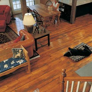Hit or Miss Eastern White Pine Flooring