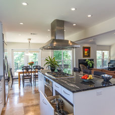 Contemporary Kitchen by Hobbs' Ink
