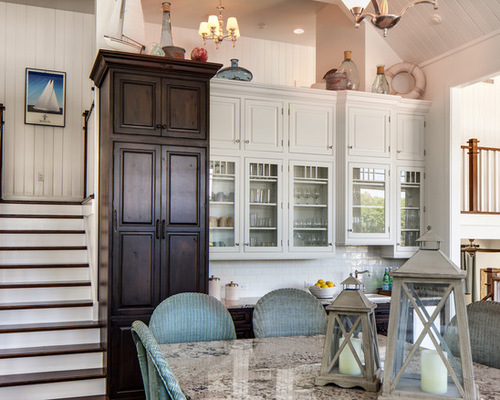 Saveemail Dura Supreme Cabinetry 79 Reviews Hoegger Lake House Kitchen