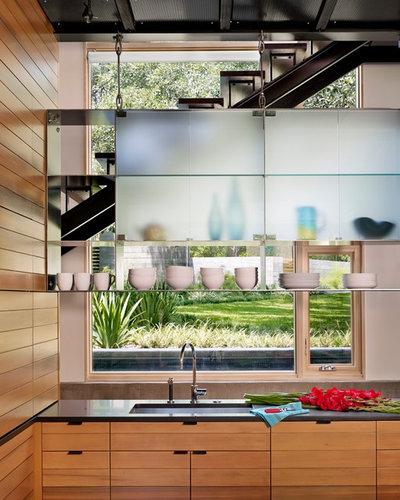 Contemporary Kök by Lake Flato Architects