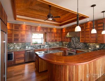 Hokulia Custom Koa Wood Estate