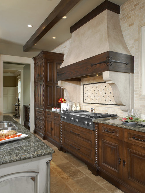 Best Venetian Plaster Hood Chase Design Ideas & Remodel Pictures | Houzz