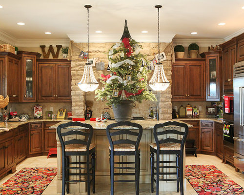 Tabletop Christmas Tree Home Design Ideas, Pictures, Remodel and Decor