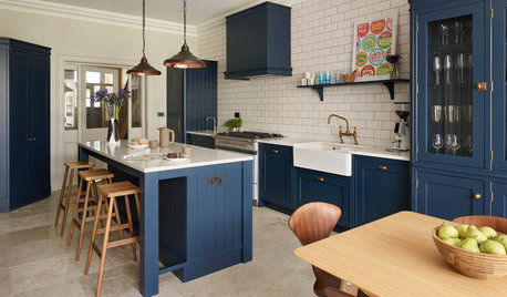 Kitchen Tour: An Elegant Design to Complement a Victorian Home