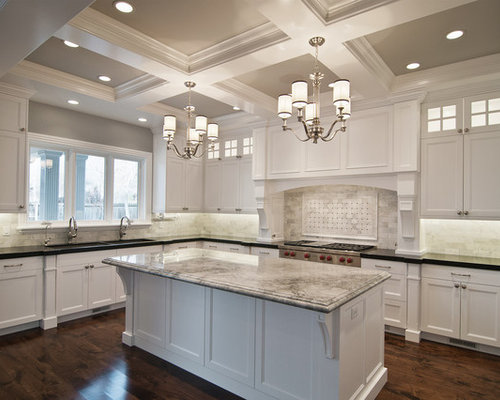 Benjamin Moore Coventry Gray Kitchen Design Ideas Remodels Photos