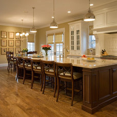 Traditional Kitchen by Gray Hawk Construction
