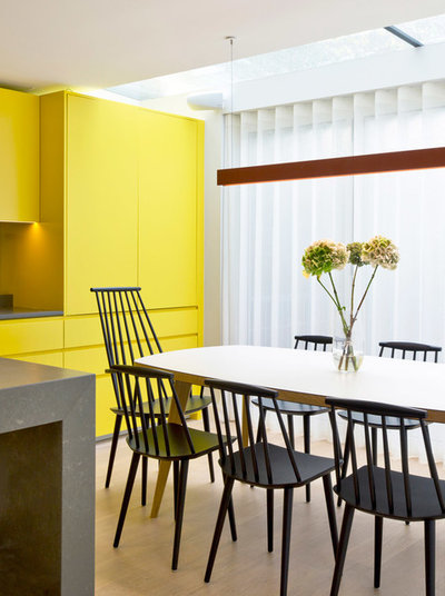 Midcentury Kitchen by Architecture for London