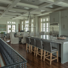 Traditional Kitchen by Geoff Chick & Associates