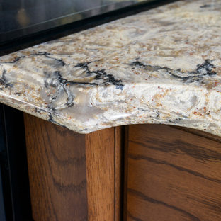 Inspiration For A Timeless Kitchen Remodel In Other With Quartz Countertops