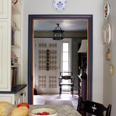 Traditional Kitchen by Meredith L. Bohn Interior Design