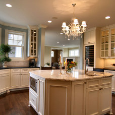 Traditional Kitchen by Interiors By Holly