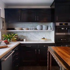 Contemporary Kitchen by Devall Designs & Home