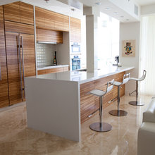 Courtice Kitchen - Walnut Veneers (Urbanomic)