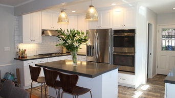 Hollywood eclectic kitchen