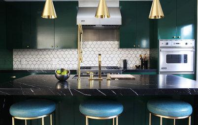 8 Modi per Inserire un Rubinetto di Ottone in Cucina