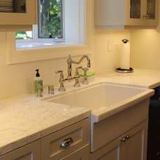 Traditional Kitchen by Himes Miller Design Inc.