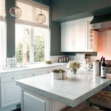 Eclectic Kitchen by Kishani Perera Inc.