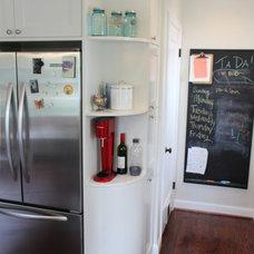 Contemporary Kitchen by Korbich Architects LLC