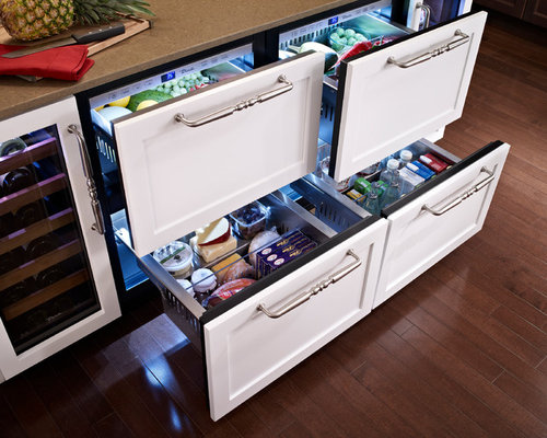 Pull Out Refrigerator Drawers Home Design Ideas Pictures