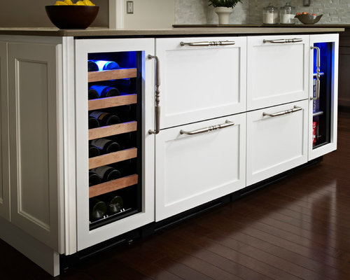 15 Undercounter Refrigerator Home Design Ideas, Pictures, Remodel and Decor