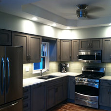 Contemporary Kitchen by Best Cabinets