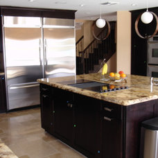 Contemporary Kitchen by Fister Design