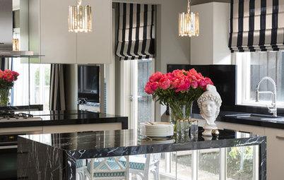 Spejlvendt: 10 måder at bruge spejle på i køkkenet
