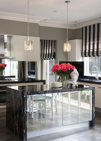 Современный Кухня by MASSIMO interiors
