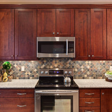 Contemporary Kitchen by Turan Designs, Inc.
