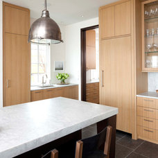 Modern Kitchen by Homes By Architects Tour