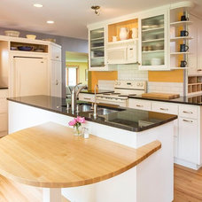 Contemporary Kitchen by Homes By Architects Tour