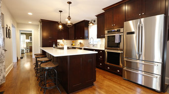 Home Addition: Kitchen, Laundry/Mudroom & Master Suite