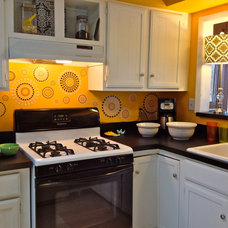 Traditional Kitchen by Sway2this Photography & Design