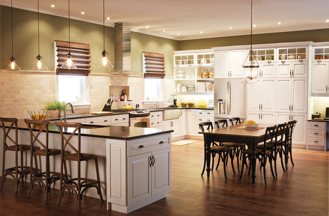 Contemporary Kitchen by The Home Depot Canada
