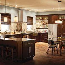 transitional kitchen by The Home Depot