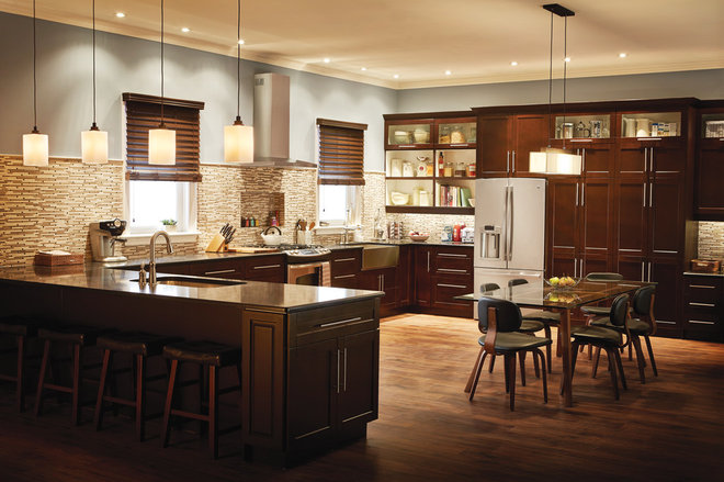 Transitional Kitchen by The Home Depot Canada