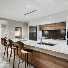 Clean Modern Kitchens