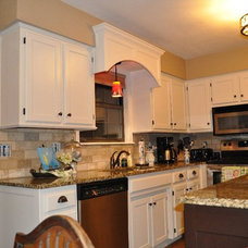 Traditional Kitchen by Designs By Deborah