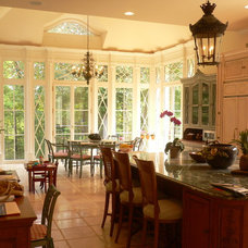 Traditional Kitchen by Adams Architectural Woodworking