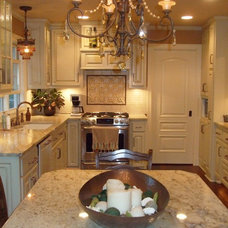 Traditional Kitchen by Home For A Change