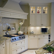 Traditional Kitchen by Project Partners Design