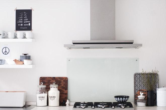 Eclectic Kitchen Home in Copenhagen, Denmark