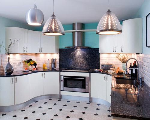 Open Plan Kitchen Design Ideas Renovations Photos With