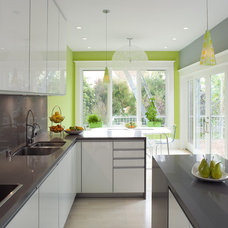 Contemporary Kitchen by Butler Armsden Architects