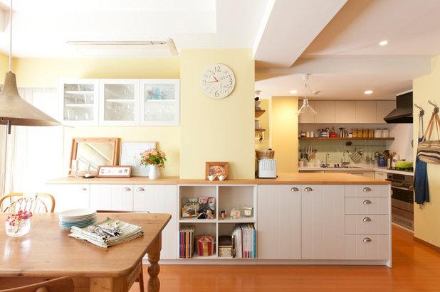 コンテンポラリー キッチン by LiB contents
