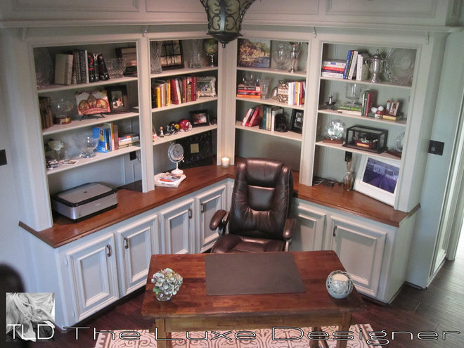 Home Office by The Luxe Designer